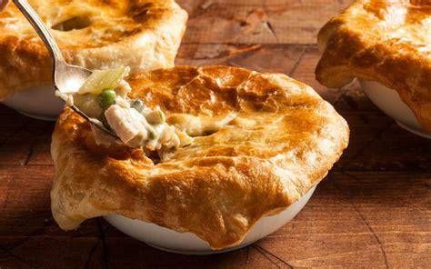 thanksgiving pie recipe turkey pot pie recipe chowhound