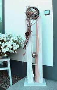 Eingangsbereich Außen Dekorieren : nat rlich dekorieren gro e s ulen ~ Buech-reservation.com Haus und Dekorationen