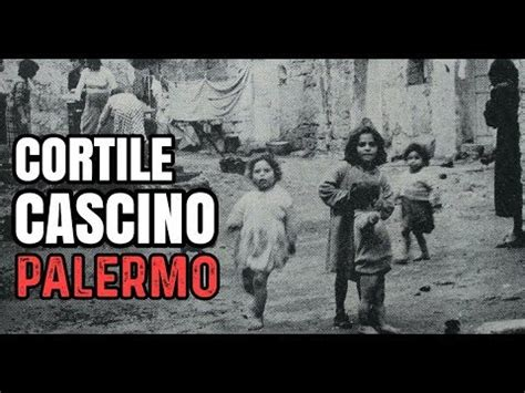 cortile cascino cortile cascino palermo 1962 1992 documentario