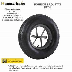 Roue De Brouette Bricomarché : caisse et roue pour brouette haemmerlin clic discount ~ Edinachiropracticcenter.com Idées de Décoration