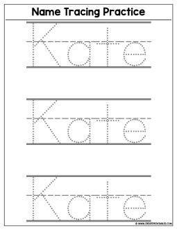 custom  tracing worksheet preview create custom