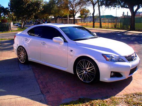Ursisterismine 2008 Lexus Is F Specs, Photos, Modification