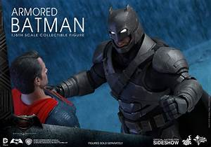 DC Comics Armored Batman Sixth Scale Figure by Hot Toys ...