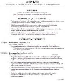 Resume Senior Management Investment Firm Susan Ireland