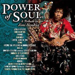Power Of Soul A Tribute To Jimi Hendrix Wikipedia