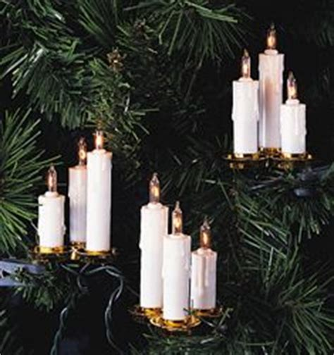 flickering candle christmas tree lights flicker flame and candle christmas lights