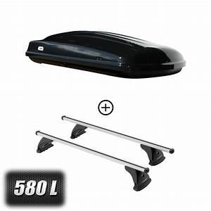 Barres De Toit Peugeot 3008 : coffre de toit voyager 580 litres barres de toit peugeot 3008 sans toit en verre 2009 2016 ~ Medecine-chirurgie-esthetiques.com Avis de Voitures