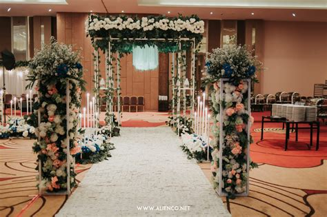 daftar vendor dekorasi pernikahan  jakarta alienco