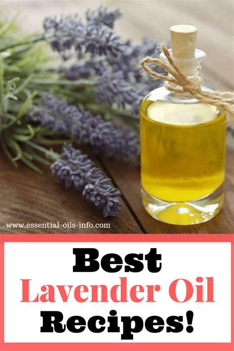 lavender oil      ways   lavender