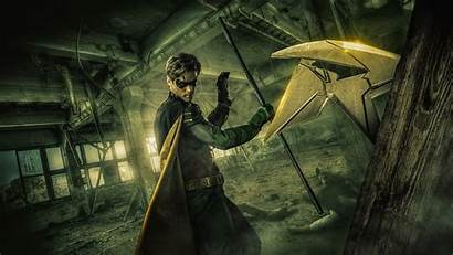 Titans Robin Tv Series 4k Wallpapers