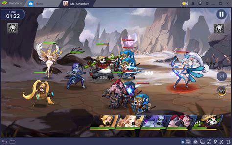 play mobile legends adventure  pc  bluestacks
