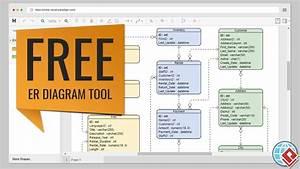 Free Er Diagram  Erd  Tool
