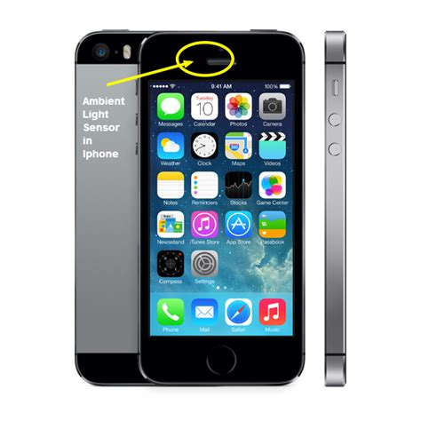 where is the flashlight on iphone fundamentals of smartphone ambient light sensor api how