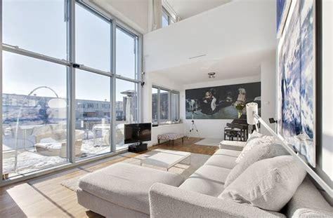 splendid triplex apartment   water  sweden