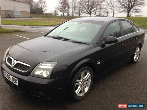 vauxhall vectra black 2005 vauxhall vectra sri 16v for sale in united kingdom