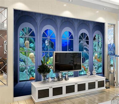 Wohnzimmer Tapeten 3d  Deutsche Dekor 2018  Online Kaufen