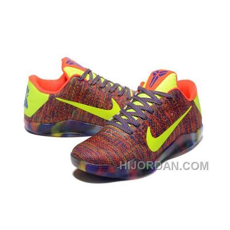 2016 Nike Kobe 11 Xi Elite Low Mens Basketball Shoesmulti