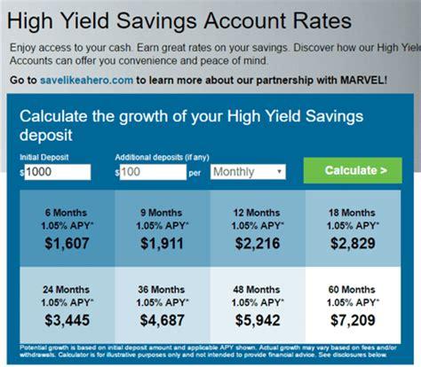 high interest savings accounts  guide