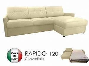 canape d39angle reversible ouverture rapido cube deluxe 120 With tapis jaune avec canapé convertible rapido sans accoudoir