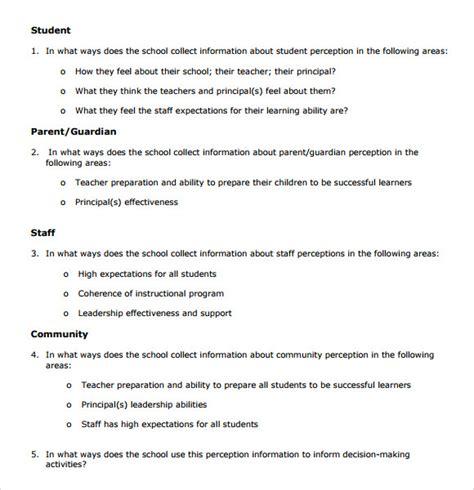 assessment samples sample templates
