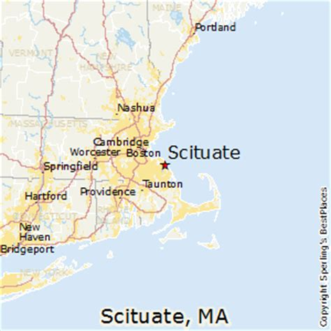 places    scituate massachusetts