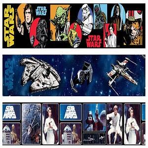 Star Wars Vorhänge : star wars tapete bord re 5m verschiedene stile designs neu ~ Lateststills.com Haus und Dekorationen
