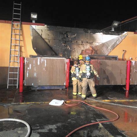 Glen Burnie fast food restaurant damaged by fire - Capital ...