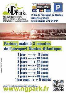 Le Bon Coin Parking Aeroport Nantes : les actualit s sur notre parking pas cher a roport de nantes atlantique ~ Medecine-chirurgie-esthetiques.com Avis de Voitures