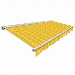Store Banne Manuel Balcon : store banne store semi coffre duncan 4 x 3m manuel ~ Premium-room.com Idées de Décoration
