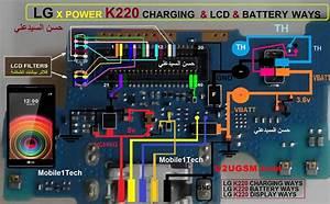 Lg X Power K220 Display Problem Solution Jumper Ways