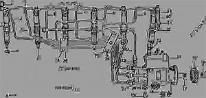 Fuel Injection Pump  Nozzles  And Fuel Lines  01d21