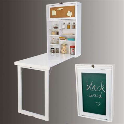 bureau pliable mur 25 best ideas about wall mounted table on