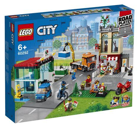 60292 LEGO® City Pilsētas centrs, no 6+ gadiem NEW 2021 ...