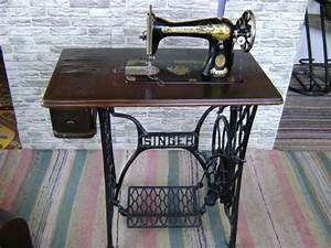 Ancienne Machine A Coudre : renaissance de l 39 ancienne machine coudre transformez ~ Melissatoandfro.com Idées de Décoration
