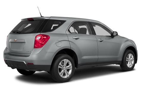 2014 Chevrolet Equinox Chevy Review Ratings Specs