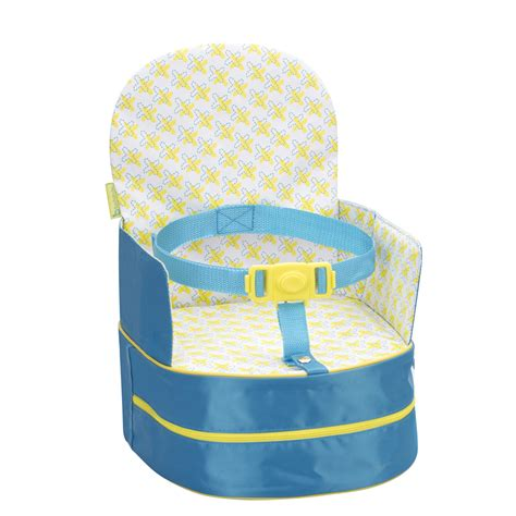 rehausseur de chaise nomade réhausseur de chaise nomade bleu de badabulle en vente