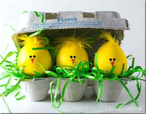 Decorating Ideas For Easter Eggs by 20 Easter Egg Decorating Ideas Home Design Garden