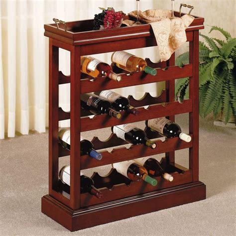 wooden wine rack unique corner wine racks ideas home furniture segomego