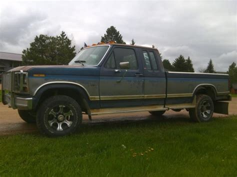 1985 Ford F250 by Jee158 1985 Ford F250 Cab Specs Photos