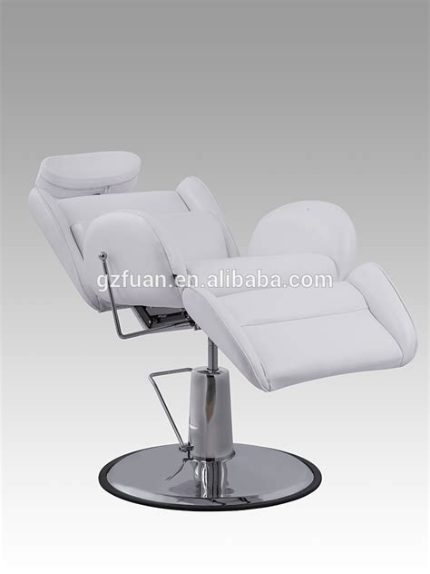 Reclining Salon Chair White by Luxury Salon Furniture White S Hair Barber