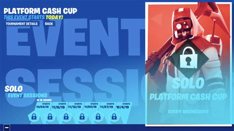 fortnite chapter  competitive  revealed