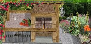 Barbecue De Jardin : construire un barbecue barbecue en pierre ~ Premium-room.com Idées de Décoration
