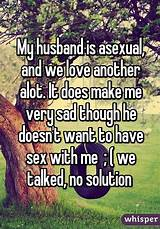 My aquarius husband doesn't want sex