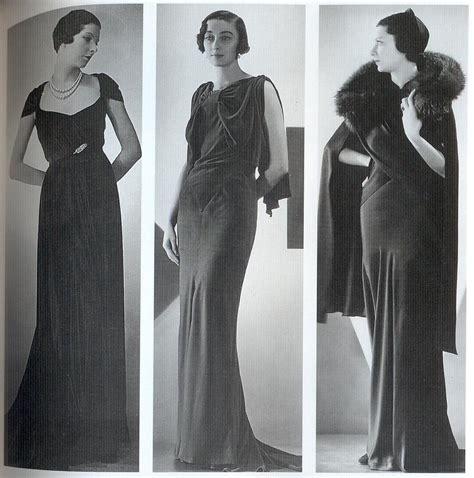 deco 1930s dresses