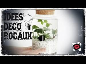 Pot En Verre Deco : 43 id es d co de noel diy avec des bocaux en verre youtube ~ Melissatoandfro.com Idées de Décoration