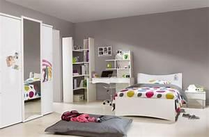 Chambre De Jeune Fille : jolie ambiance chambre fille design ~ Preciouscoupons.com Idées de Décoration