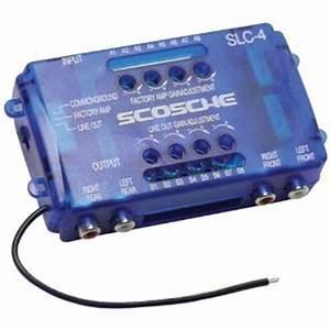 Scosche Slc4 Stereo Output Convertor