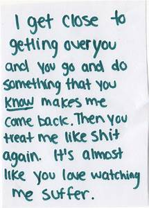 Finally Getting Over Someone Quotes. QuotesGram