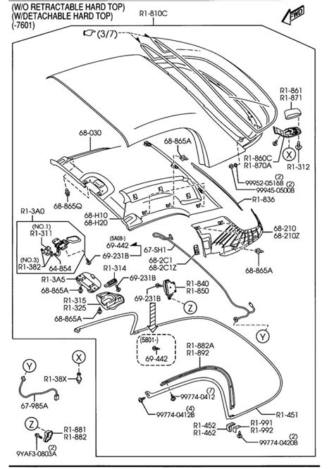 Mazda Miata Parts Diagrams Wiring Diagram For Free
