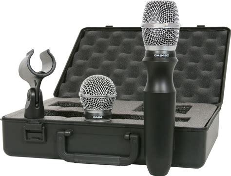 Galaxy Audio GA64DH Ergomic Wired Mic Kit